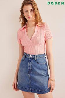 Cross Strap Diamanté Detail Watch