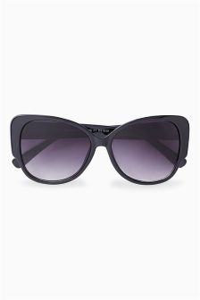 Butterfly Square Back Sunglasses