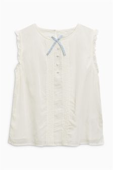 Tie Blouse (3-16yrs)