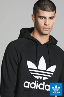 adidas Originals Black 3 Foil Hoody