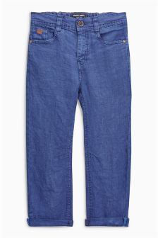 Linen Trousers (3-16yrs)