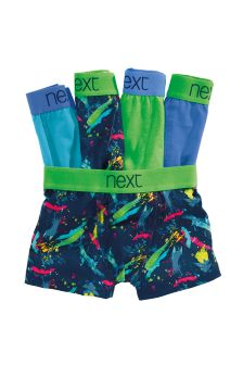 Painty Trunks Five Pack (2-16yrs)