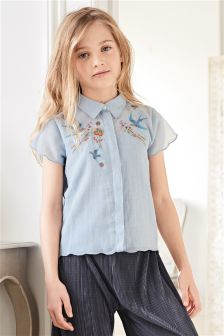 Embellished Blouse (3-16yrs)