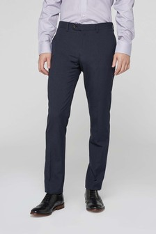 Marl Suit: Trousers