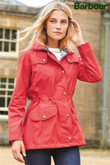 Barbour® Red Trevose Jacket