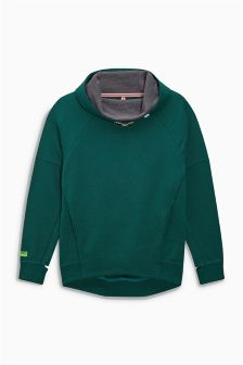 Funnel Neck Hoody (3-16yrs)
