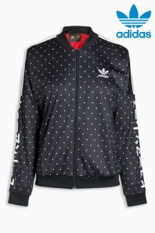 adidas Originals Black Spot Track Top