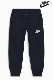Nike Little Kids Navy Game Royal Club Fleece Rib Cuff Jogger