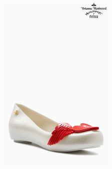 Vivienne Westwood By Melissa Pearl Ultra Girl Heart Pump