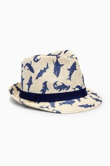 Shark Trilby (Younger Boys)