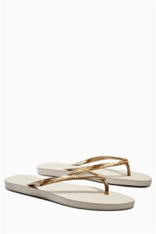 Beach Toe Thong Sandals