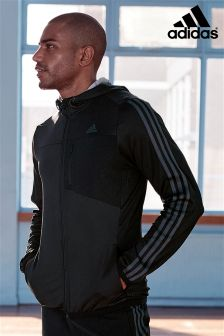 adidas Black Cool 365 Hoody