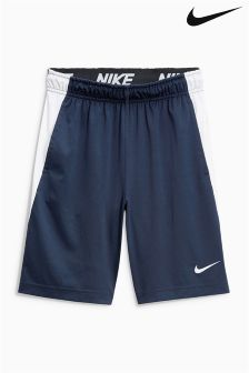 Nike Navy Training Short