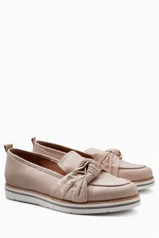 EVA Knot Loafers