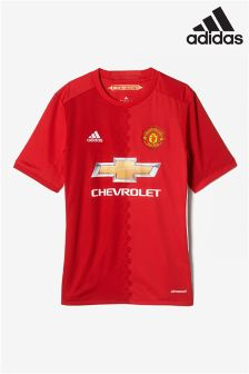 adidas Manchester United FC 2016/17 Home Replica Jersey