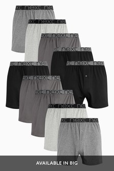 Loose Fit Ten Pack