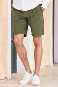 Worker Pocket Shorts