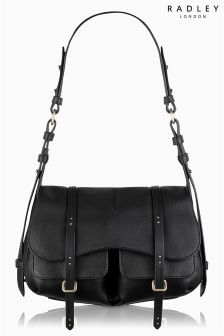 Radley® Black Grosvenor Shoulder Bag