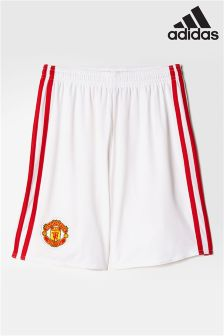 adidas Manchester United FC 2016/17 Home Replica Short
