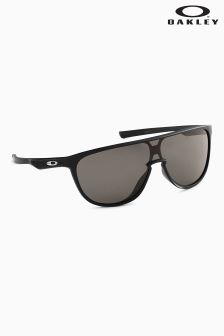 Oakley® Black Trillbe Visor Sunglasses