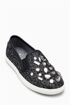 Embellished Skate Shoes (Older Girls)