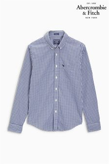 Abercrombie & Fitch Gingham Shirt