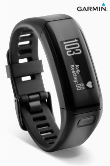 Garmin Black Vivosmart HR Activity Tracker Watch