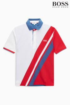 Hugo Boss Stripe Polo