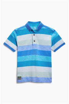 Bold Stripe Polo (3-16yrs)