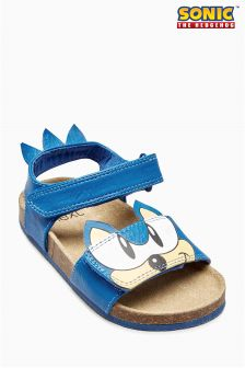 Sonic The Hedgehog™ Corkbed Sandals (Younger Boys)