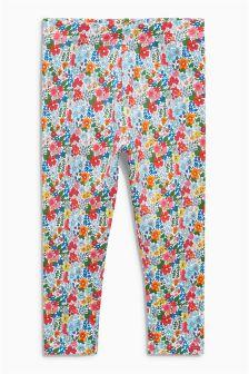 Floral Print Leggings (3mths-6yrs)