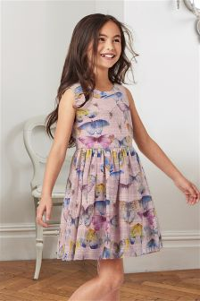 Butterfly Prom Dress (3-14yrs)