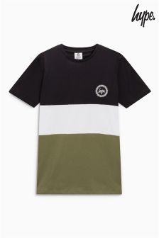 Hype. Three Step Khaki T-Shirt