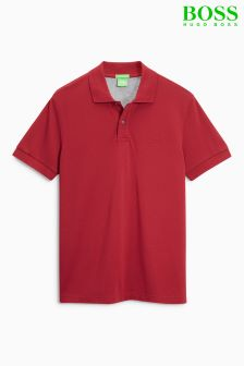 Hugo Boss Green Paule Polo