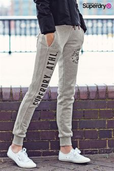 Superdry Ice Marl Track And Field Jogger