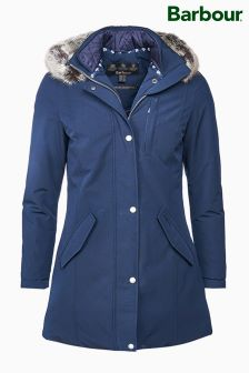 Barbour Navy Epler Waterproof Jacket