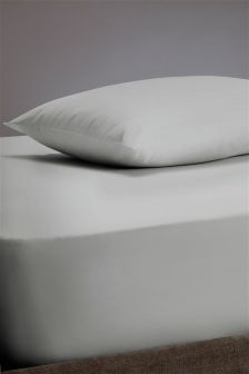 300 Thread Count Soft & Silky Egyptian Cotton Extra Deep Fitted Sheet
