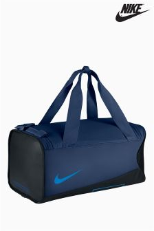Nike Navy Alpha Adapt Cross Body Duffel Bag