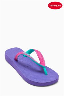 Havaianas® Purple Rose Top Mix Flip Flop