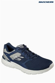 Skechers Navy/Grey Go Run
