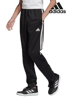 adidas Black Tiro 3 Stripe Jogger