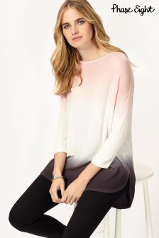 Phase Eight Lynda Double Dip Dye Knit