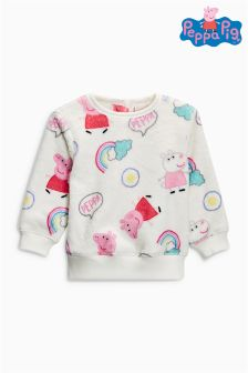 Peppa Pig™ Fleece Crew (3mths-6yrs)
