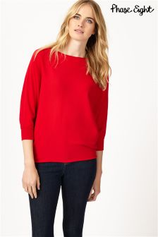 Phase Eight Smart Becca Batwing Knit