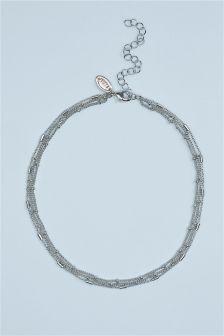 Fine Chain Choker