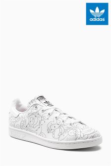adidas Originals Rita Ora White Stan Smith