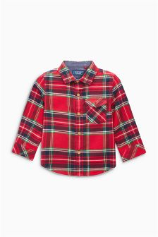 Tartan Check Shirt (3mths-6yrs)