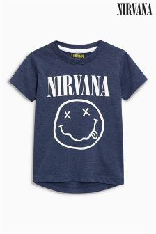 Nirvana Short Sleeve T-Shirt (3mths-6yrs)