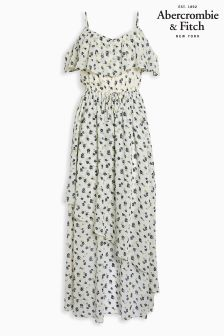 Abercrombie & Fitch Floral Maxi Dress