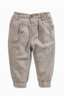 Herringbone Volume Chinos (3mths-6yrs)
